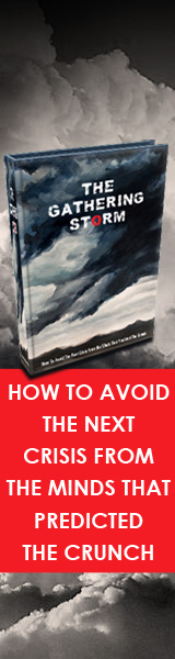 The Gathering Storm - Can You Afford Not to Buy It?